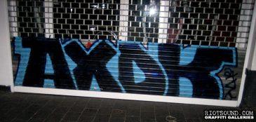 AXDK Graffiti