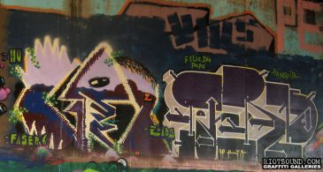 Abstract Street Art 1