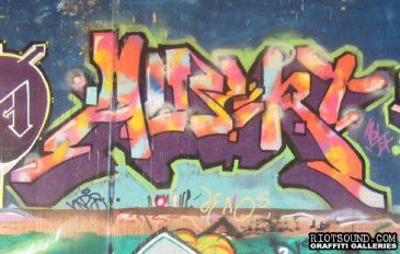 Aerosol Graffiti Art 1