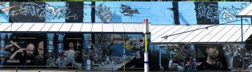 Aerosol Graffiti Art