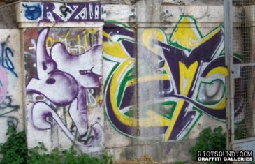 Aerosol Street Art