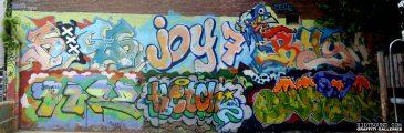 Amsterdam Graffiti Production