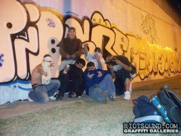 Argentian Graffiti Crew
