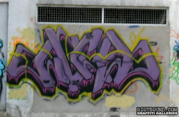 Argentina Graffiti 1