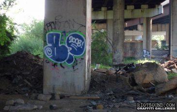 BAAL Underpass Throwie