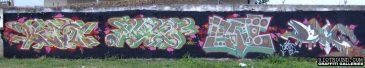 BLEN 167 Graffiti