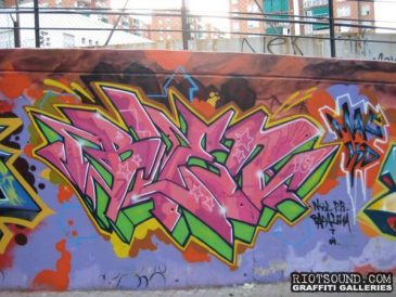 BLEN BNA Street Art