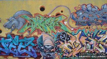 BLEN KD BNA Graff Art