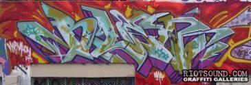 BNA Graffit Artwork