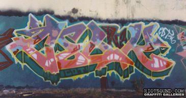 BNA Graffiti Art