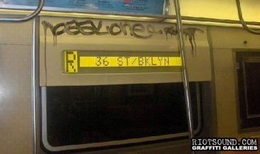 Baal One NYC Subway