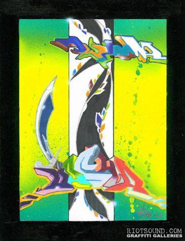 Basha One Painting