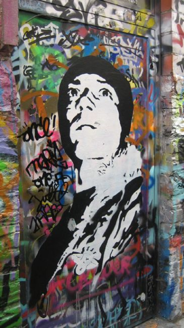Belgian Street Art