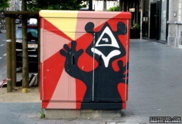 Belgium Street Art