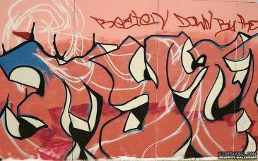 Birmingham Alabama Graffiti Art