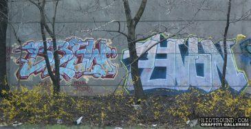 Brew Highway Graffiti