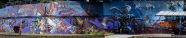 Bruxelles Graffito