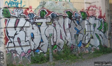 Burner In Global Village Rome