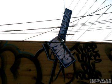 CHAKA Street Sign Tags