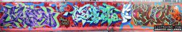 COPE 2 NYC Graffiti