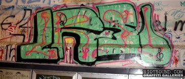 CREO Argentina Graffiti
