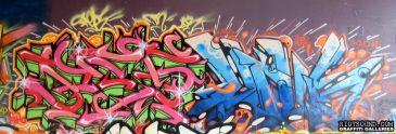 Canadian Graffiti In Ottawa