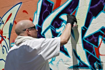 Ces Graffiti Artist