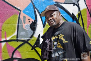 Chain 3 Graffiti Artist