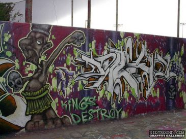 DREAD Kings Destroy