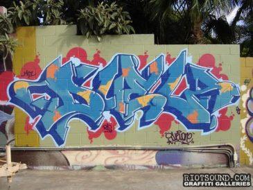 DUEL Graffiti Burner