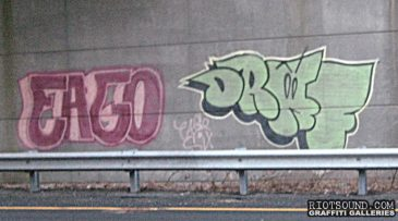 EAGO New Jersey Graffiti