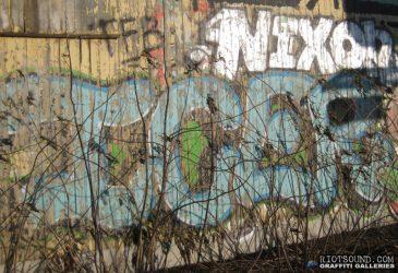 Fading Graffiti