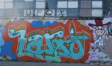 Fargo Graffiti