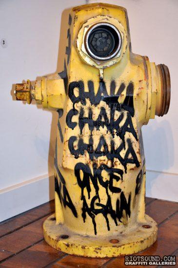 Fire Hydrant Graffiti Bombs
