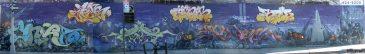 Freedom Tower Graffiti Mura