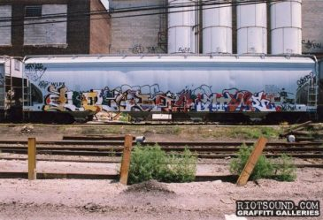 Freight Car Graff Production