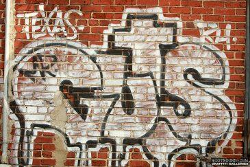 GUTS Graffiti