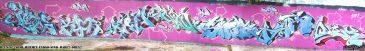 Gaffiti Wall BNA Crew