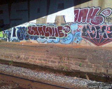 Graff Art Wall