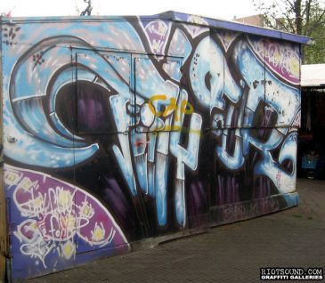 Graff Burner 1