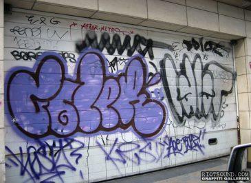 Graff Hit Gate