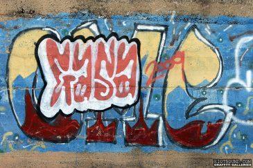 Graff In Alabama