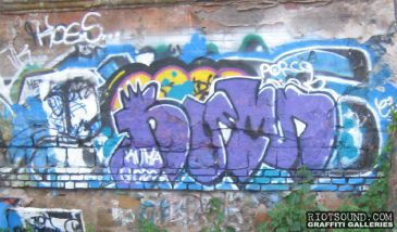 Graff In Old Rome