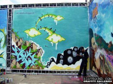 Graff Mural
