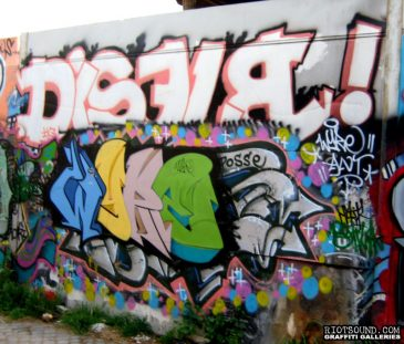 Graff Wall