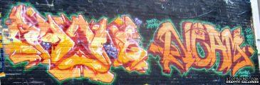 Graffiiti Pieces