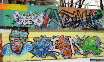Graffiti Art In Ottawa