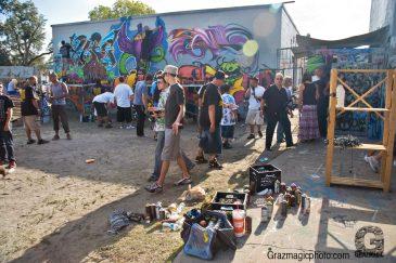 Graffiti Art Outdoors