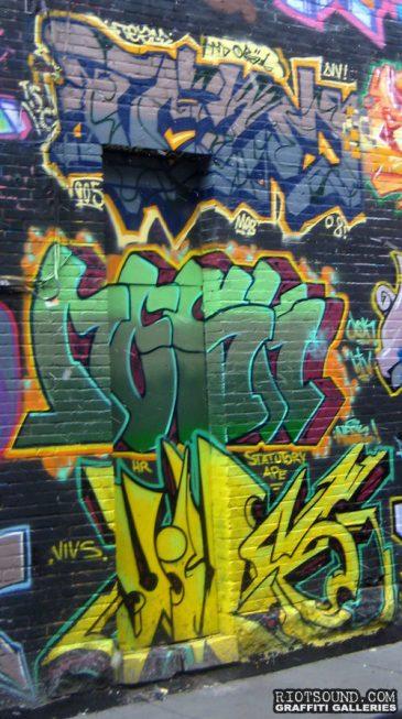Graffiti Art Pieces
