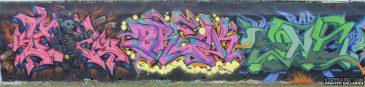 Graffiti Art Production